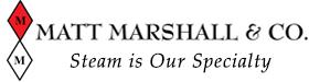 Matt Marshall & Co Logo